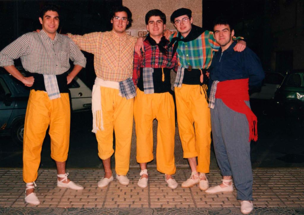 Associacio La barraca 1993